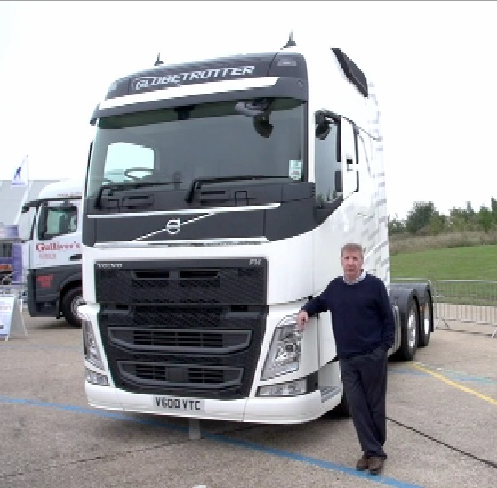 TruckWorld TV Volvo FH Road Test