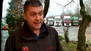 TruckWorld TV ask truck drivers about the Drivers CPC