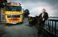 Volvo Trucks – Welcome to my cab Amazing retro style cab