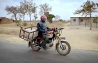 Brilliant series of videos of MAN Trucks crossing Africa
