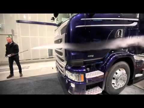 Scania styling parts