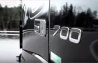 Want to know how much of your new Volvo truck is made from old one's?