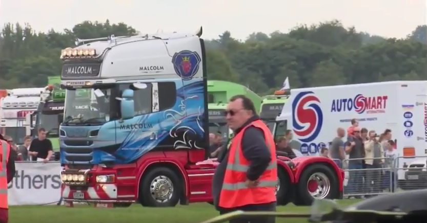 TruckWorld visits Truckfest, Tiger Trailers and road tests the Volvo FE Series 2 Episode 2 Part1