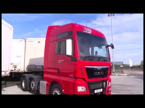 TruckWorld visits Truckfest, Tiger Trailers and road tests the Volvo FE Series 2 Episode 2 Part2