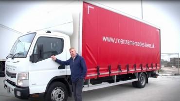 TruckWorld TV Episode 3 Part 2 Think Logistics SAF Axles Fuso Canter