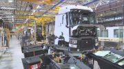 TruckWorld TV Series 2 Episode 5 Part 1 Renault Trucks T range factory, Iveco Eurocargo, Keltruck Scania