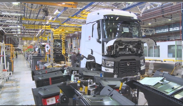 TruckWorld visits Renault Truck factory, Keltruck Scania, and Eurocargo road test Part 1