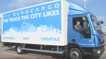 TruckWorld TV Series 2 Episode 5 Part 2 Iveco Eurocargo road test, Keltruck Scania