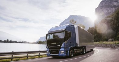 Iveco Stralis NP 460 leads the way for LNG
