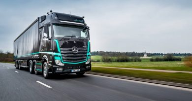 Merecedes-Benz Truck have great first six months in 2018