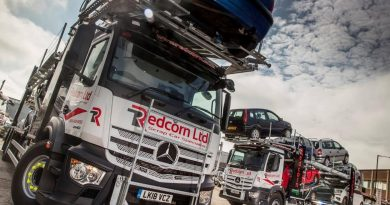 Mercedes-Benz Antos starts a life new at Redcorn