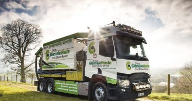 Renault Trucks C480 cleans up in Northern Ireland