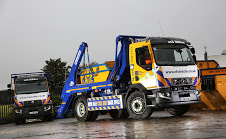 RTS Waste likes the Renault Trucks dealer and the truck