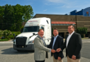 Freightliner Trucks Delivers 50,000th New Cascadia