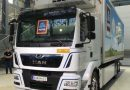 MAN 26 tonne Electric Truck