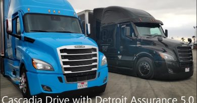 Freightliner Cascadia with Detroit Assurance 5.0 Road Test