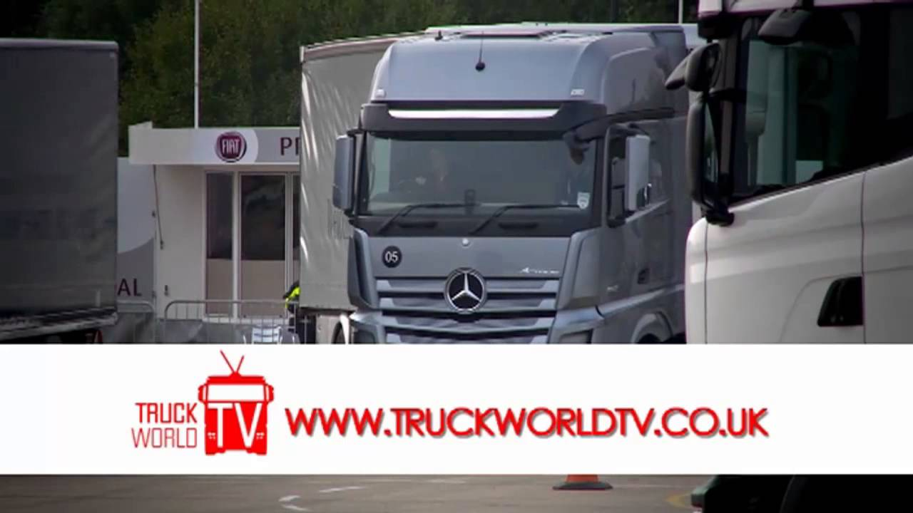 TruckWorld TV Series 1 Promotional Advert